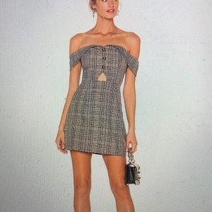 Nadine dress-REVOLVE